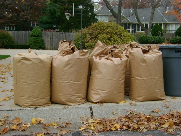 Waste Bag Collection Waste Bag Collection