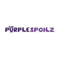 PurpleSpoilz Logo - Anonymous