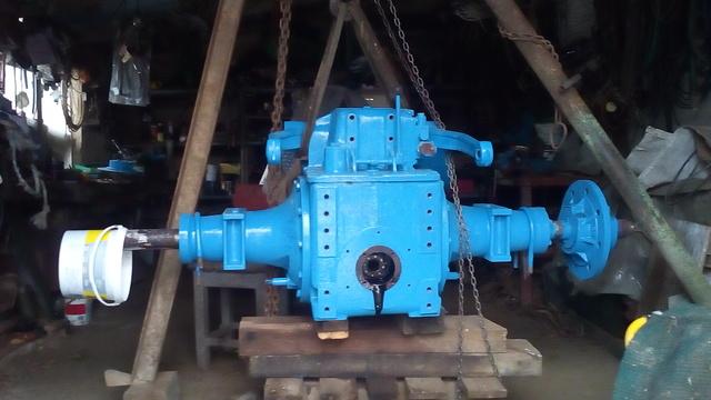 ZetorSuper 35 m41f tractor real