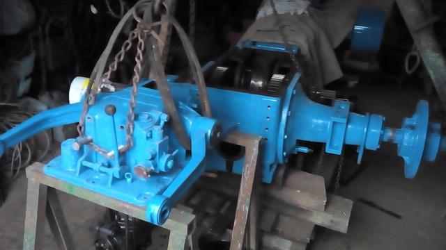 ZetorSuper 35 m41h tractor real