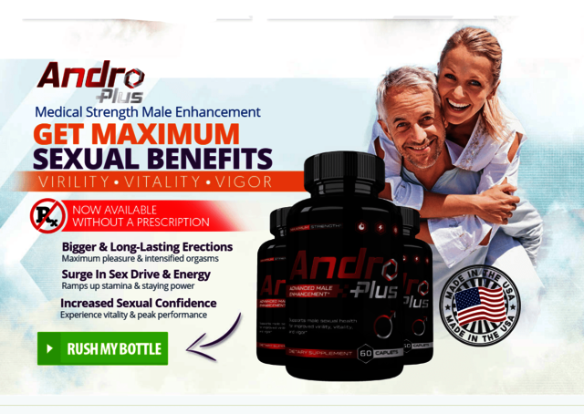 Andro Plus Male Enhancement Picture Box