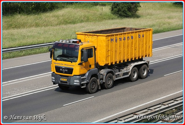 BZ-BT-92-BorderMaker Container Kippers
