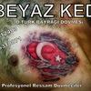 3d Türk bayrağı dövmesi - Bakırköy Dövmeci