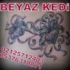 çiçek dövmeleri - Bakırköy Dövmeci