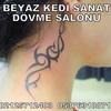 boyun dövmesi tribal dövme - Bakırköy Dövmeci