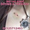 köprücük piercing - Piercing Bakırköy