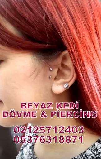 surface piercing Piercing Bakırköy