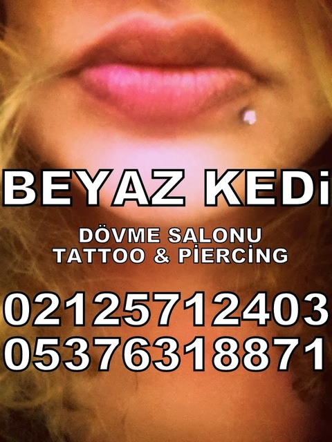 bakırköy dövmeci Dövme Salonu Bakırköy İstanbul Piercing