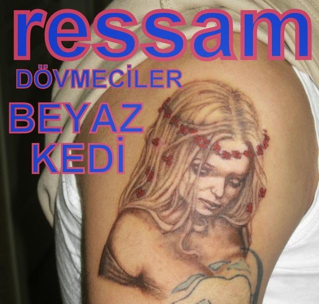 melek dövme modelleri Bakırköy Dövmeci