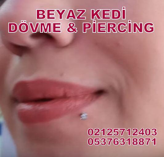 bakırköy piercing Dövme & Piercing Salonu Beyaz Kedi