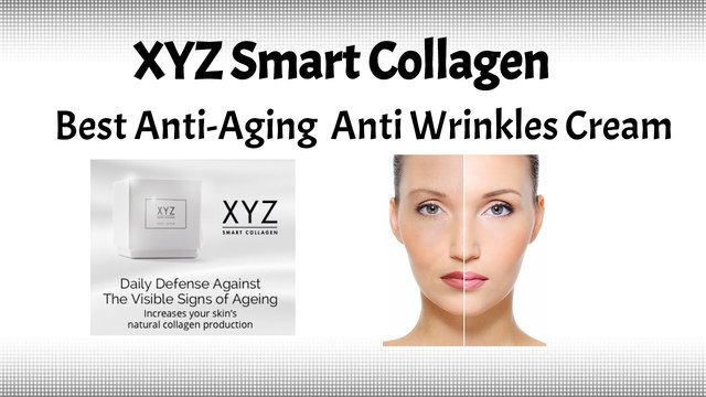 XYZ Collagen Cream RF https://healthsupplementzone.com/xyz-collagen-cream/