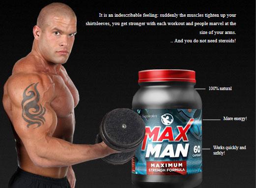 MaxMan Muscle DR https://votofelforcefinland.com/maxman-muscle/