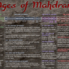 Ages of Mahdran - Noble Houses
