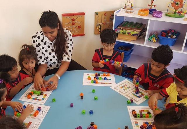 Nursery Schools in Sharjah Lollipop Nursery & Day Care