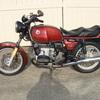 6172716 '83 R80T (2) - 6172716 '83 R80T, Maroon an...