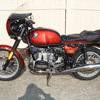 6240140 '81 R100S Red Smoke.02 - 1981 BMW R100S #6240140, Sm...