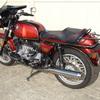 6240140 '81 R100S Red Smoke.03 - 1981 BMW R100S #6240140, Sm...