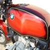 6240140 '81 R100S Red Smoke.06 - 1981 BMW R100S #6240140, Sm...