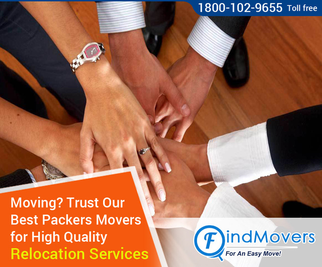 Best Packers and Movers in Bangalore - FindMovers Best Packers and Movers in Bangalore
