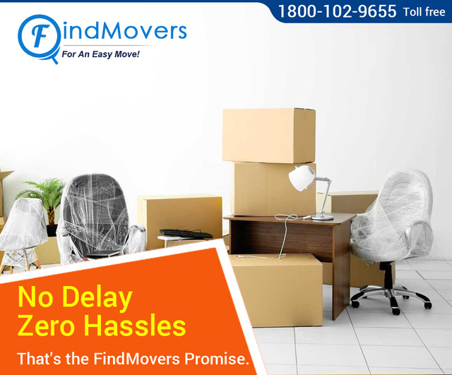 No Delay Shifting Household India - FindMovers Best Packers and Movers in India
