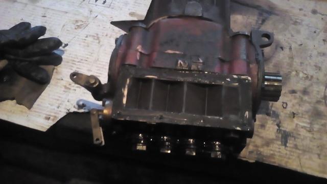 ZetorSuper 35 m44 tractor real