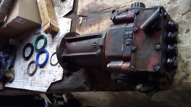 ZetorSuper 35 m44a tractor real