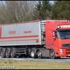 43-BHF-7 Volvo FH3 2-Border... - 2018