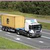 97-BHL-4  B-BorderMaker - Container Trucks