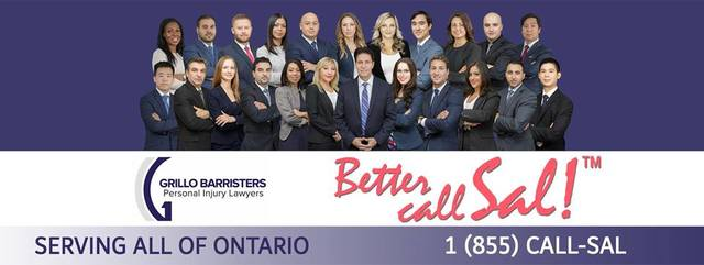 personal injury lawyers Salvatore Grillo