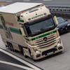 LKW, trucks, camion, lastbi... - View from a bridge 2018 pow...