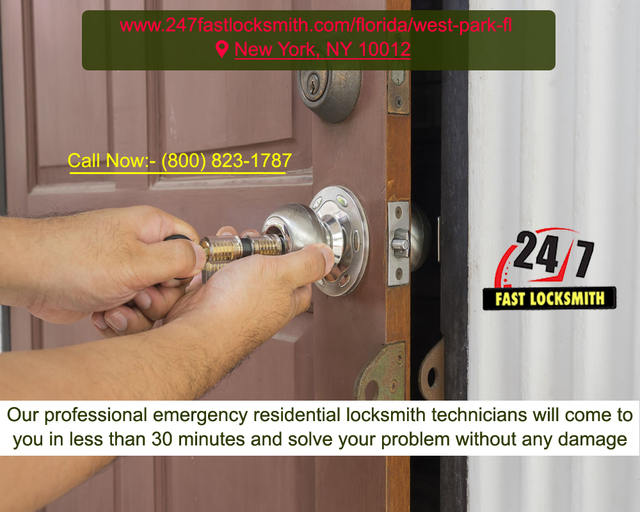 West Park Fl Locksmith  |  Call Now: (800) 823-178 West Park Fl Locksmith  |  Call Now: (800) 823-1787