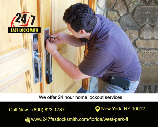 West Park Fl Locksmith  |  Call Now: (800) 823-178 West Park Fl Locksmith  |  Call Now: (800) 823-1787