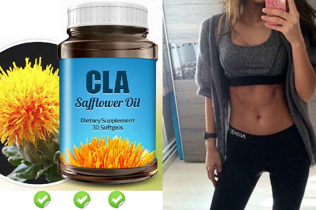 dsw Cla Safflower Oil - Loss Weight Naturally