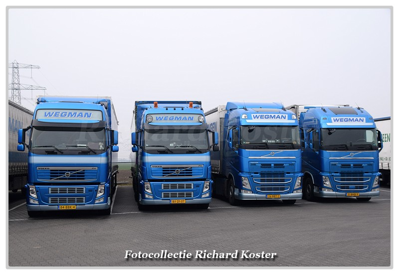 Wegman Line-up Volvo's (3)-BorderMaker - Richard