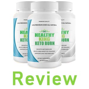 6754 Healthy King Keto - Qickly Lose Weight & Get Perfect Body Shape