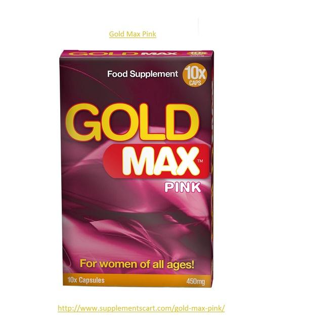 Gold Max Pink http://www.supplementscart.com/gold-max-pink/