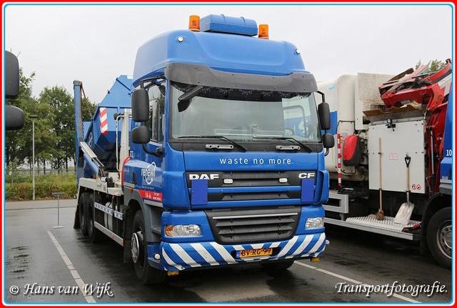 BV-RG-99  A2-BorderMaker Afval & Reiniging
