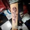 rose hand tattoo gül tutan ... - dövme sefakoy küçükcekmece ...