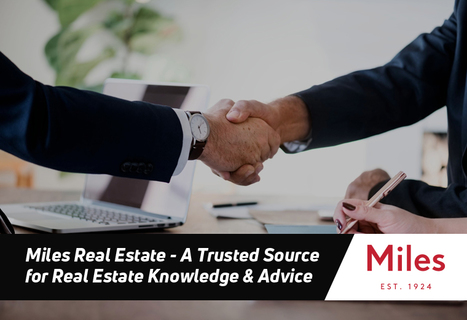Miles Real Estate- A Trusted Source for Real Estat Miles Real Estate