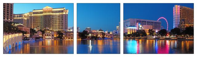 Vegas 2018 Panorama 2 Las Vegas