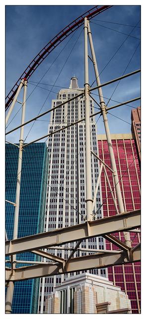 Vegas 2018 Panorama 3 Las Vegas