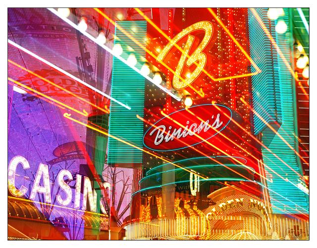 Fremont Street 01 Las Vegas