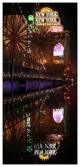 NewYork NewYork Panorama 1 Las Vegas