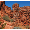 Valley of Fire Panorama 8 - Las Vegas