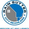 Water Harvesting - City Seamless Rain Gutter