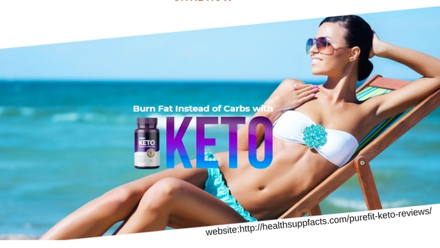 Keto Tone Diet Pills PureFit Keto Diet