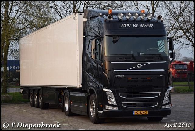 97-BJH-3 Volvo FH4 Jan Klaver-BorderMaker 2018