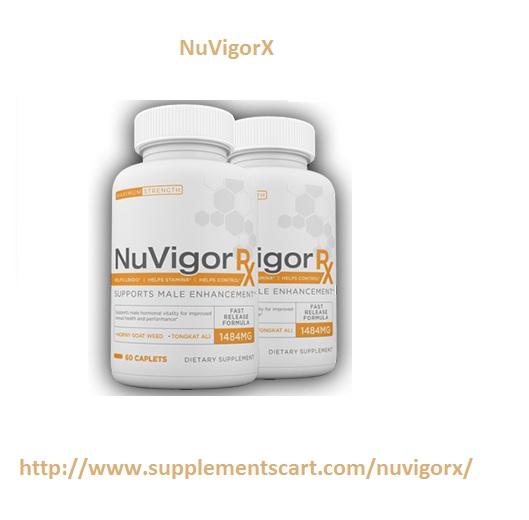 NuVigorX http://www.supplementscart.com/nuvigorx/