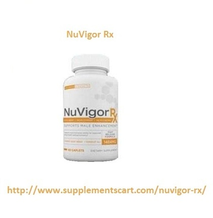 NuVigor Rx http://www.supplementscart.com/nuvigor-rx/