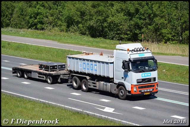 BS-SZ-38 Volvo FH Reym-BorderMaker 2018